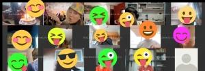 Compleanno online ragazzi adolescenti a distanza da casa animazione virtuale party online
