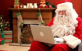 feste di natale online: festeggiare eventi e feste natalizie a distanza virtuali