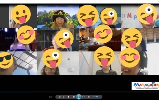 Compleanno online festeggiare compleanni per bambini ragazzi adulti on line virtuale eventi animazione intrattenimento